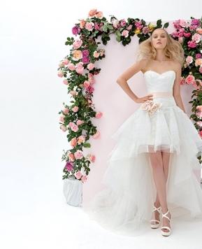 Sposa 2015, reduce to the max: quando l'orlo si accorcia!