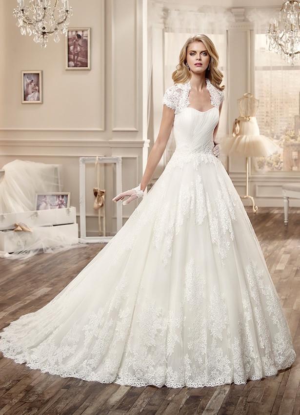 Preferenza nicole-spose-NIAB16055-Nicole-moda-sposa-2016-209 - Sposi Magazine SS66