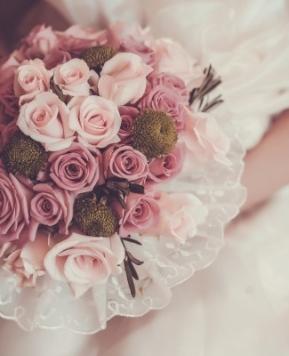 Accessori sposa, il bouquet: che profumo ha la felicità?