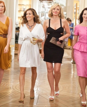 Vita da single…sognando le nozze? Alla sfida Carrie Bradshaw e Bridget Jones