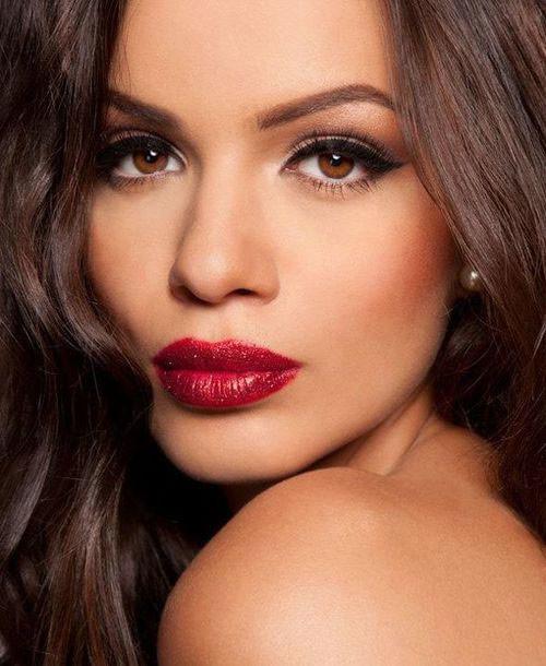 abbastanza Occhi e capelli scuri? Idee per un make-up perfetto! - Sposi Magazine OL43