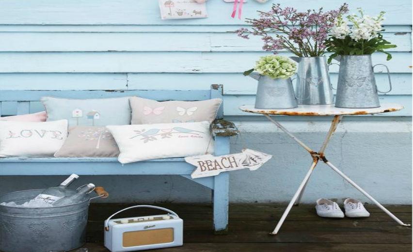 Arredare Casa Al Mare Shabby : Arredare la casa al mare alcune idee chic sposi magazine