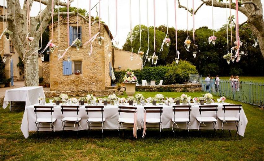 Allestimenti Floreali Matrimonio Country Chic : Nozze country chic un inno alla natura sposi magazine