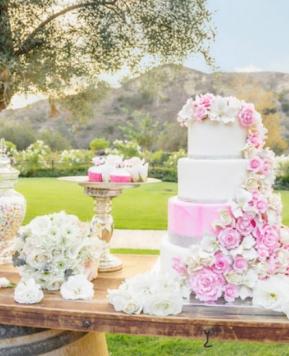 """Sweet table: l'angolo """"dolce"""" delle nozze"""