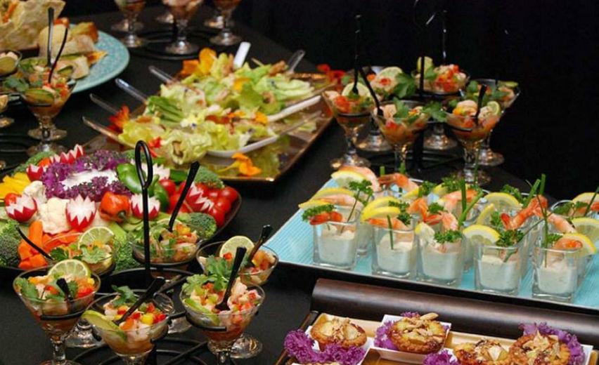Idee Per Una Cena Estiva A Buffet Pratica E Veloce Sposi Magazine