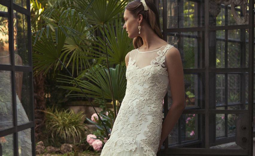 best website af42f af0b6 Elegante e moderna, la sposa Alberta Ferretti - Sposi Magazine