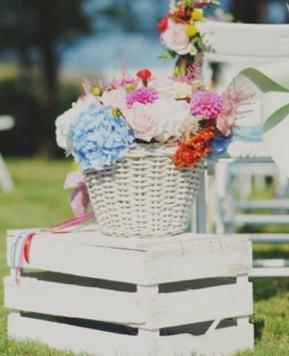 Idee per un matrimonio tra fiori e natura
