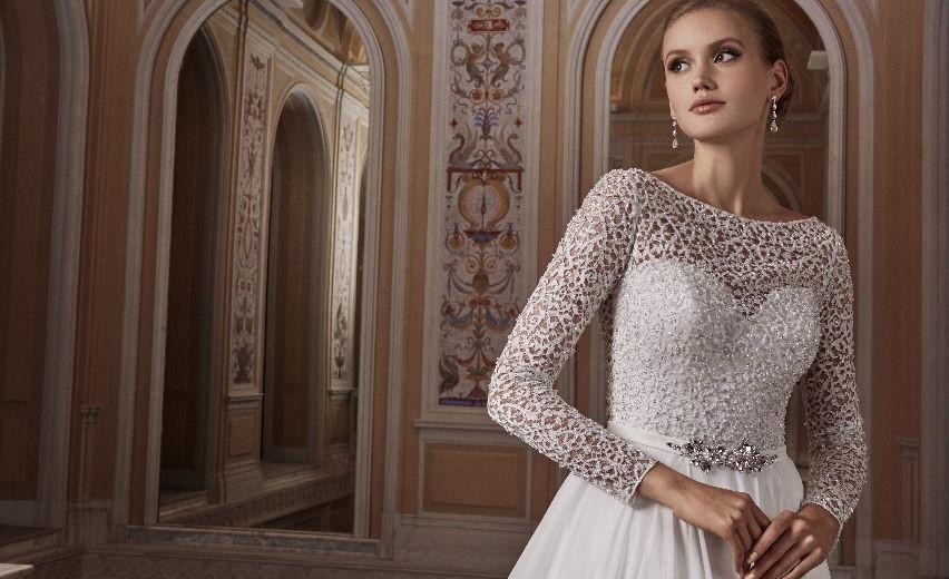 competitive price 3a46b 6726c Valentini Couture 2017, una sposa raffinata e moderna ...