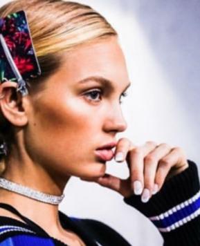 I trend make up della Milano Fashion Week