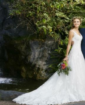 Tendenze sposa A/I 2017 dalla New York Bridal Week