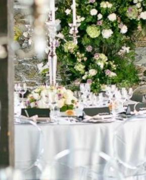 Tavoli da matrimonio: idee per decorazioni originali