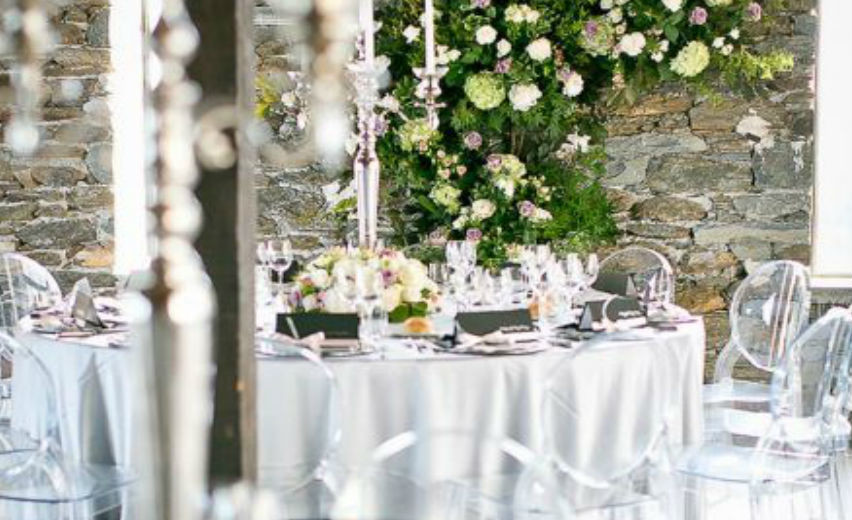 Assez Tavoli da matrimonio: idee per decorazioni originali - Sposi Magazine HH18