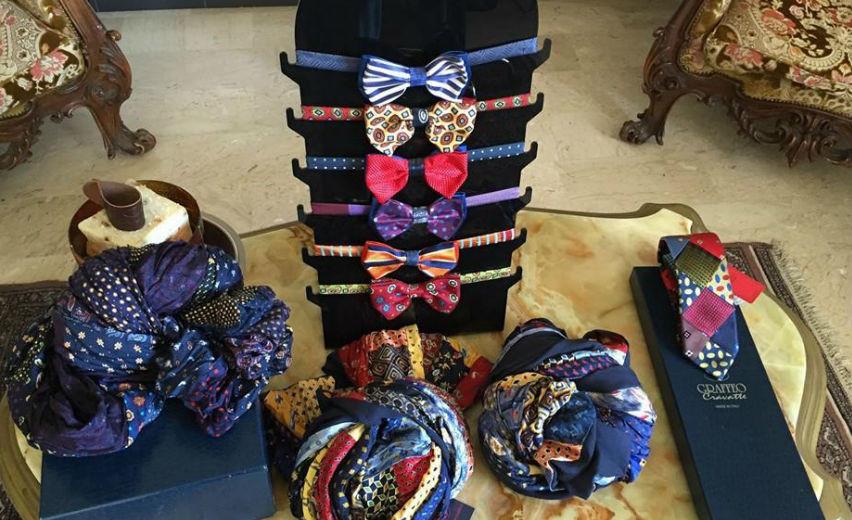 migliore selezione di vendita più calda diversamente Accessori Graffeo, quando cravatte e papillon sono lo ...