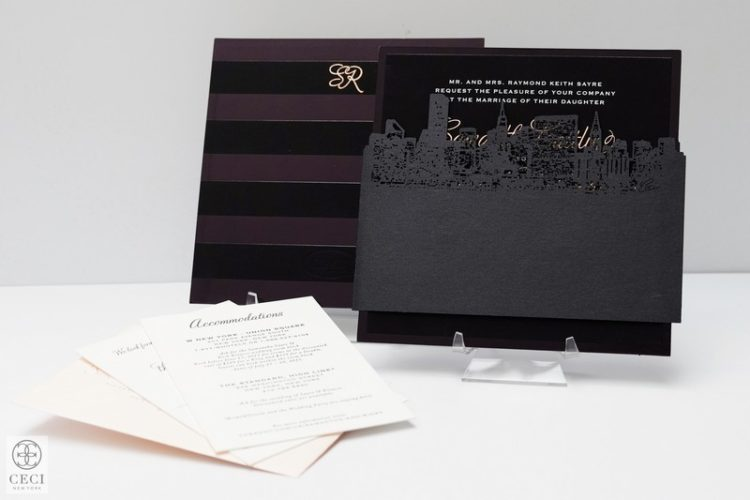 ceci_new_york_custom_luxury_wedding_lasercut_stationery_personalized_couture_foil_stamping_black_chic_-10