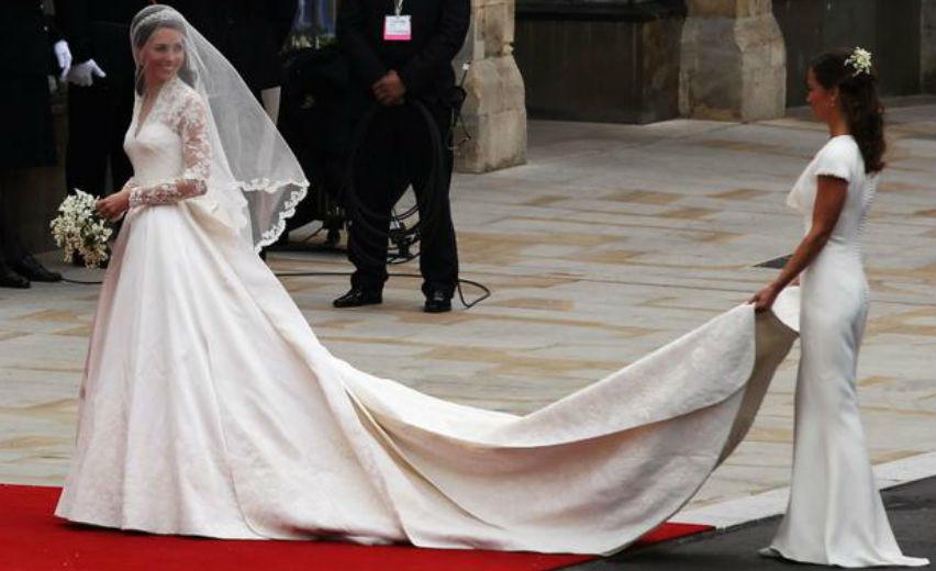 Bomboniera Matrimonio William E Kate.Kate Middleton Non Sara Testimone Di Nozze Della Sorella Pippa