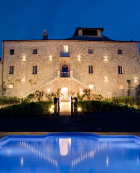 Castello di Montignano: un sì da «Mille e una notte»