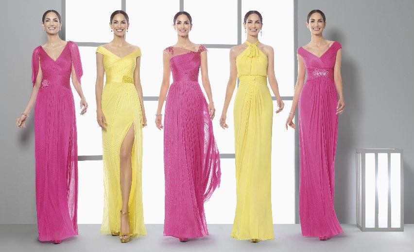 Rosa Clarà presenta la collezione da cerimonia - Sposi Magazine f8bfeadd21ce