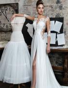 Gli abiti di Nicole Spose sfilano a Barcellona