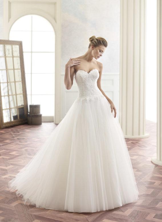 94d1a79cedaf L abito da sposa giusto in base al fisico  quale scegliere - Sposi ...