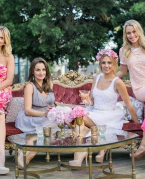Bridal Shower, la festa dedicata alla sposa