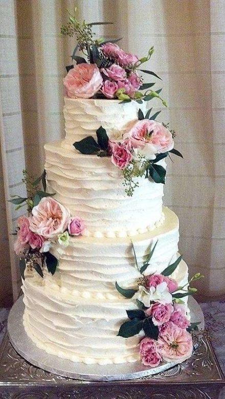 torta-per-matrimonio-2014-con-fiori-laterali