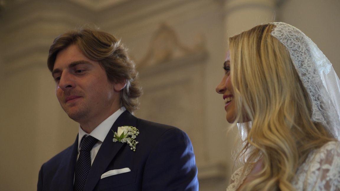 Su Real Time Le Nozze Di Martina Stella E Andrea Manfredonia Sposi