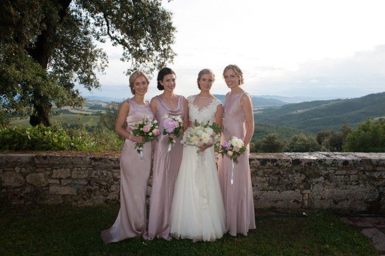 Incantesimo in Toscana, Enzo Miccio firma le nozze di Anna e Philip