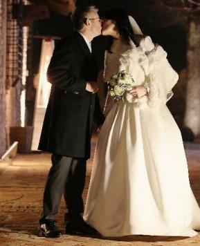 L'amore si tinge di bianco con il «Sì» di Carlo ed Elena
