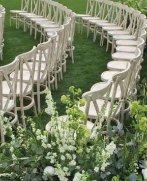 Greenery, il nuovo colore Pantone anima le nozze 2017