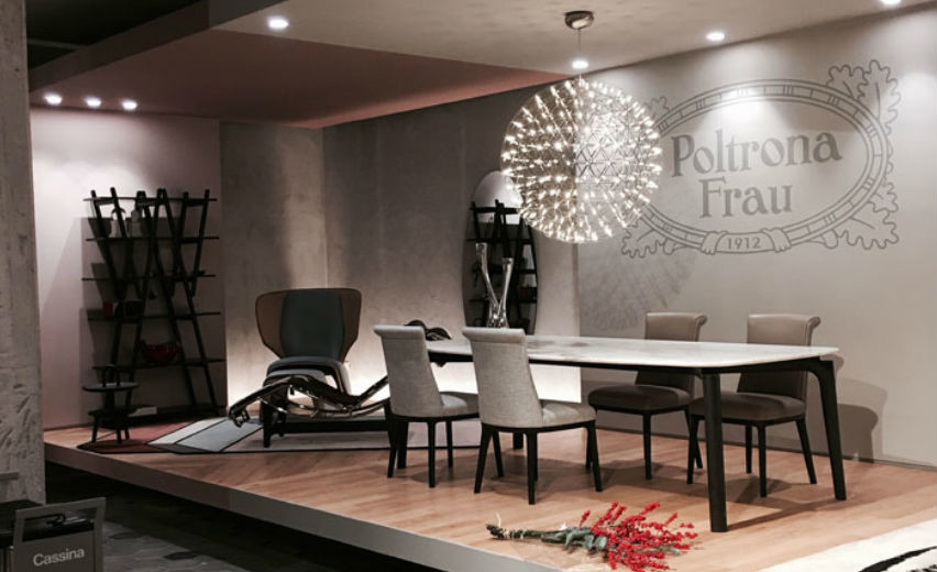 Mobili Di Design Famosi : Catania nasce lo showroom di interior design mohd a più livelli