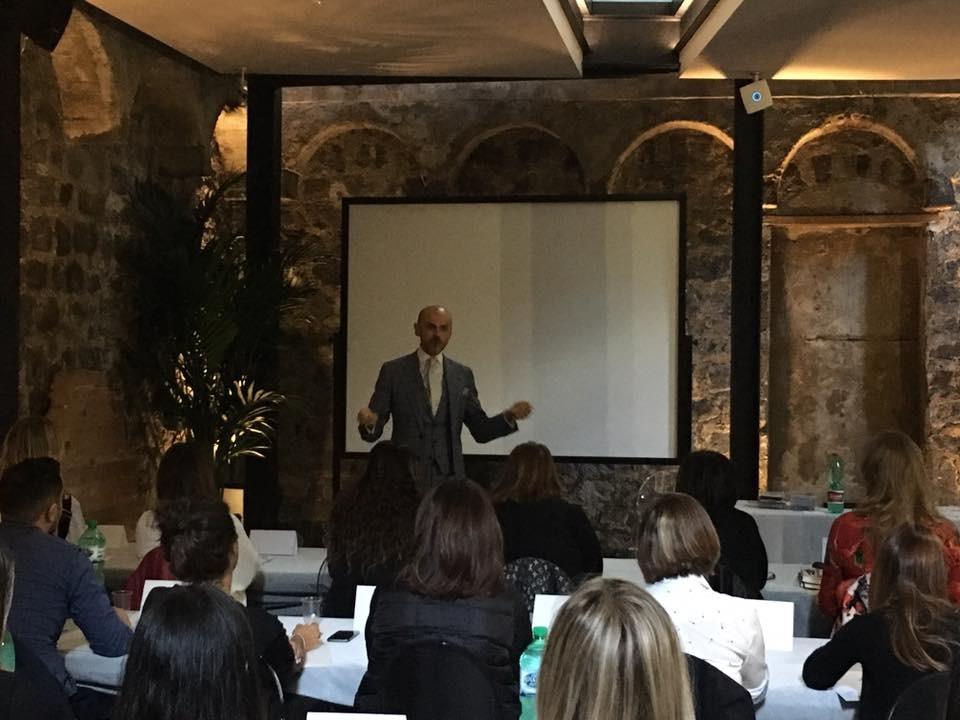 Edizione del corso di wedding planner in Sicilia - location Radicepura