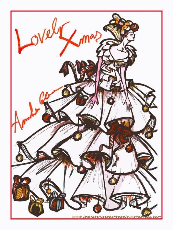 Lovely XMas Card da Annalisa Colonna