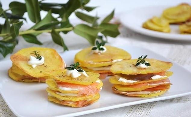 Antipasti di natale piatti gustosi e facili da preparare sposi magazine - A tavola con guy ricette ...