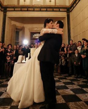 Il sogno d'amore di Rosangela e Michele: regia di Anna Frascisco