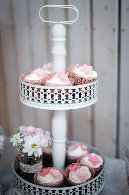 Cupecakes auf Etage