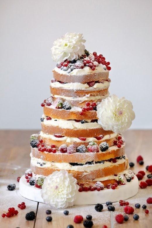 Wedding cake: consigli e idee per una super torta nuziale