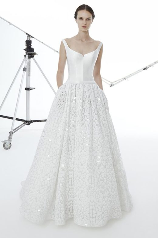 Peter Langner Couture - Fisico a rettangolo