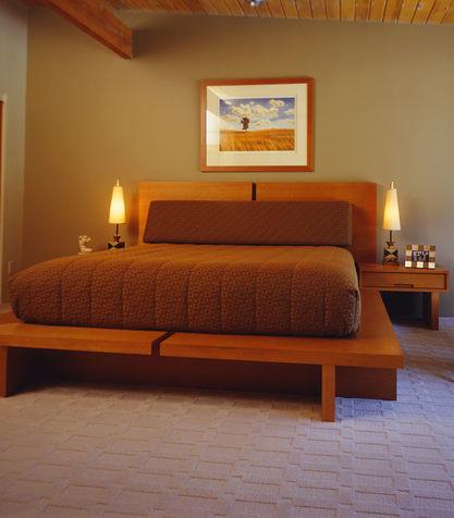 Feng shui i consigli per arredare la camera da letto sposi magazine - Feng shui camera letto ...