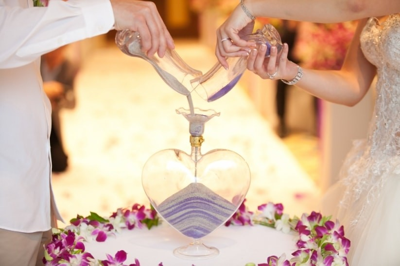 Matrimonio Simbolico Rito Della Sabbia : Matrimonio simbolico i modi per dire «sì lo voglio