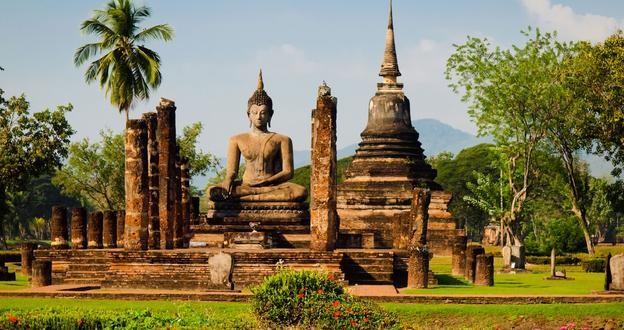 Sukhothai_Thailand
