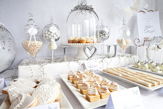 Sweet Table romantico
