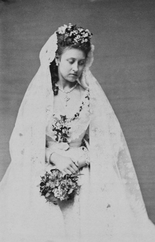 beatrice_queenVictoria - Qualcosa di vecchio - L'abito da sposa