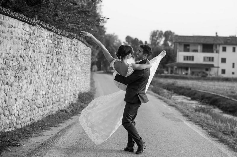 Fotografia del wedding photografer Michele Dell'Utri