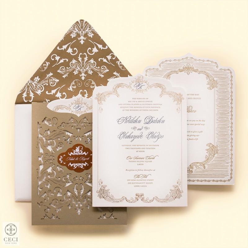 b582dbca1217 Se vi state per sposare e dovete scegliere le partecipazioni più adatte  alle vostre nozze