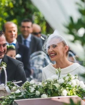 Le nozze di Francesca e Fabio in vigneto: regia di Giovanna Damonte