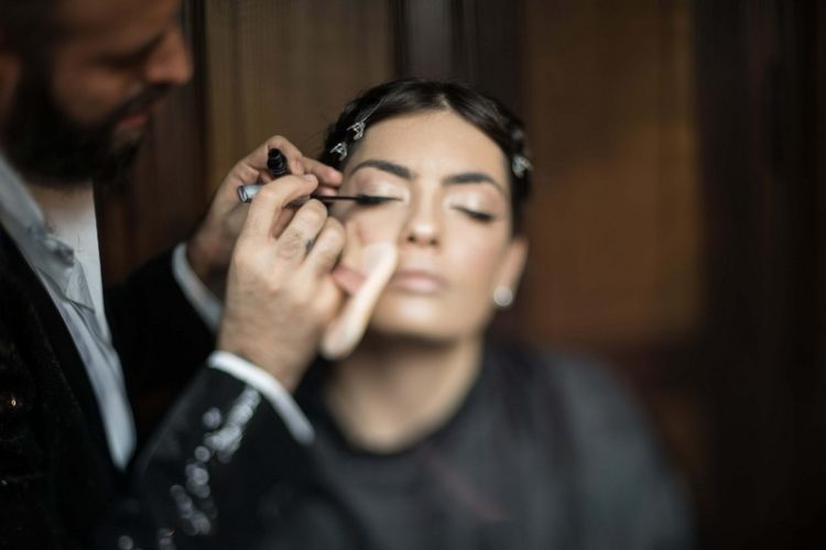 Orazio Tomarchio make-up artist