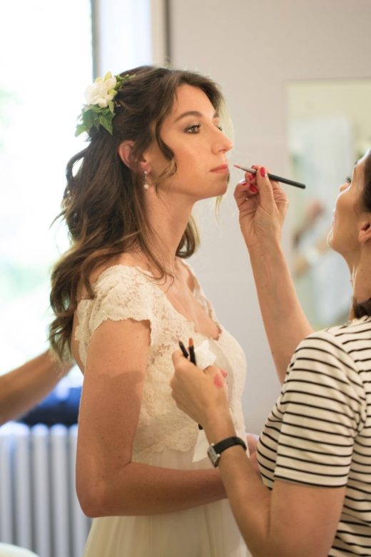 Fabienne Rea make-up artist
