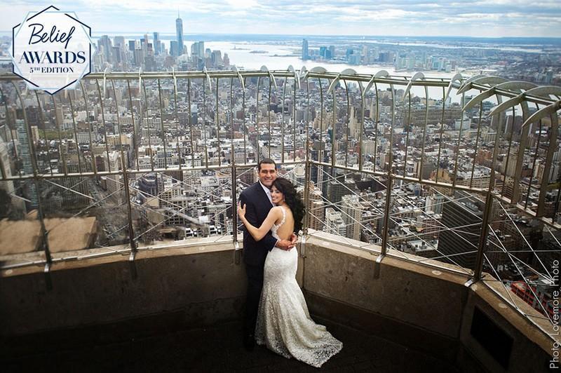 Segnaposto Matrimonio New York.Il Si A Tema New York Per Meriann E Raul Favola Metropolitana