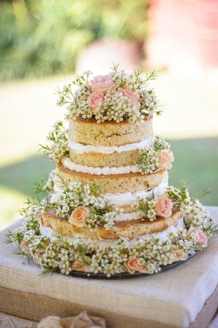 Wedding,cake,decorate,con,fiori,18