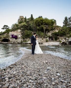 """Dove fare le fotografie del matrimonio? """"La location preferita è il mare"""", parola di Skyline"""